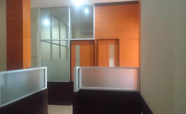 interior kantor cikarang
